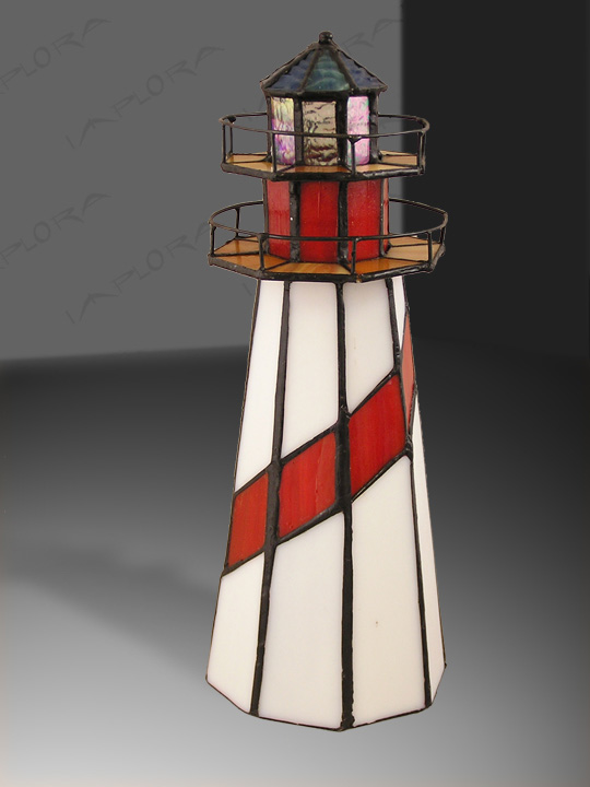Dale Tiffany Light House Lamp